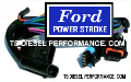 ( 1995 ) 7.3L Powerstroke Power Diesel Performance Chips 6-Position ( 0-140HP ) Automatic Transmission (SKU: 1180402-3)