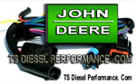John Deere Windrower