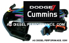 ( 2010 ) 6.7L Cummins ( Manual ) Power Chip Diesel Performance Chips - 135 HP