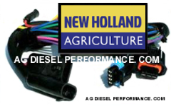 NEW HOLLAND CX6080 - Power Chip Diesel Performance Chips