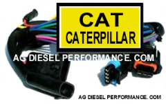 C9 CAT ( 2005 ) In A Ford F650 / F750 Power Chip Diesel Performance Chips